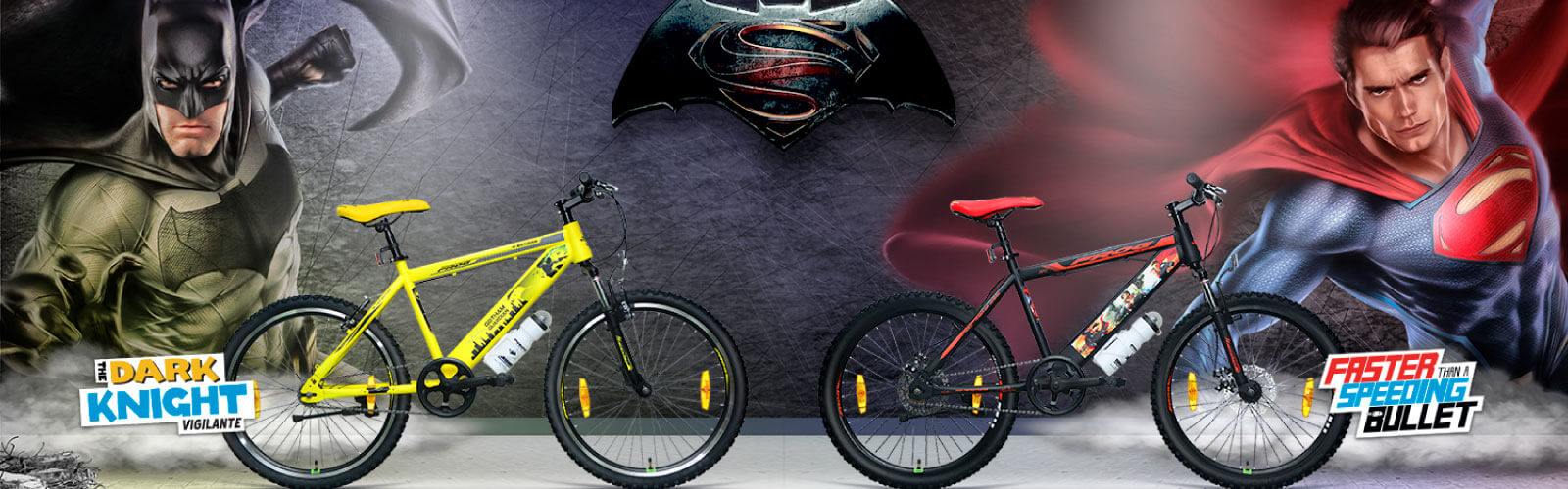 Batman Superman Banner
