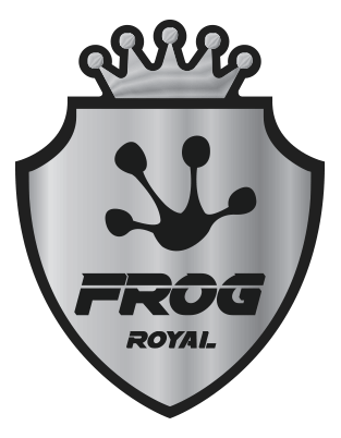 Frog royal small logo